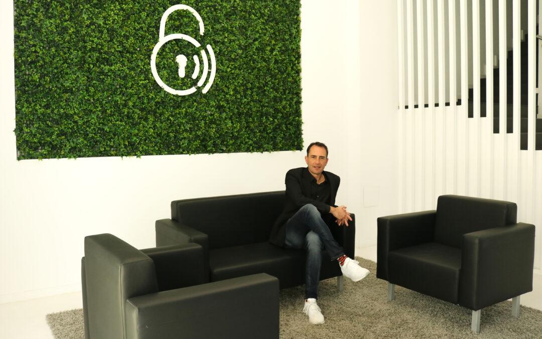 La compañía española Watchman Door, seleccionada entre las mejoras empresas innovadoras